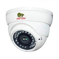 Купольная камера Partizan CDM-VF37H-IR WDR FullHD