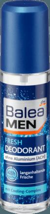 Дезодорант - антиперспирант Balea men Fresh Zerstäuber