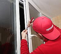 Ремонт металлопластиковых евро-окон и дверей