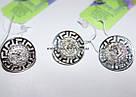 Украшения Версаче серебро, фото 2