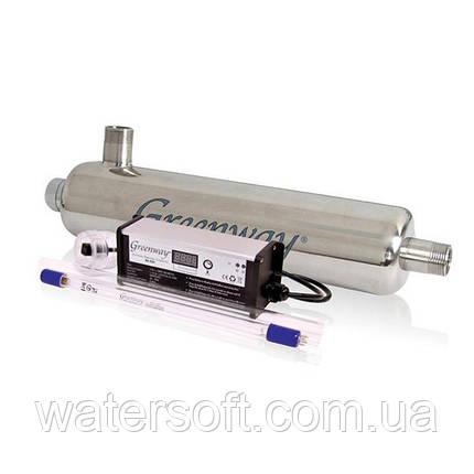 Ультрафиолетовый обеззараживатель GREENWAY GAUV-20H, фото 2
