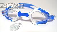 Очки для плавания LangZhisha (PL1001) детские