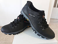 Весенняя  кожаная мужская обувь