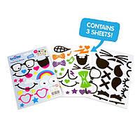 Чудесные наклейки  Trunki Sticker Pack для маленьких дизайнеров!