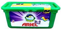 Ariel Гель для стирки в капсулах Color & Style 28 шт