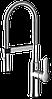 """Смеситель Welle """"Doris"""" для кухни с пружиной HV56V95D-2551"""