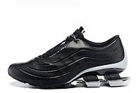 Стильные Кроссовки Adidas X Porsche Design Sport BOUNCE S4 Black Grey, фото 1