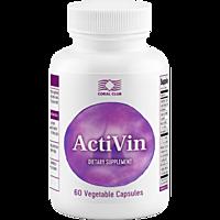 Активин  60 капс антиоксиданты, витамины для глаз, сосудов, капилляров, улучшение микроциркуляции  USA