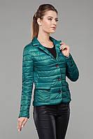 Женская куртка прямого фасона