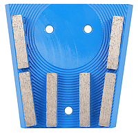 Фрезы алмазная по бетону Distar ФАТ-С 102мм МШМ-Frx6-W №2 для Мозаично-шлифовальной машины