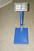Весы торговые  Domotec 300 кг гофрированная платформа