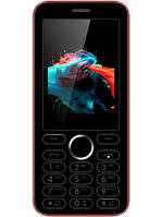 Мобильный телефон Viaan V241 Black-Red