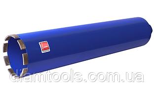 Коронка алмазная Distar DP40D САМС-W 126мм 450-10x1 1/4 UNC Железобетон