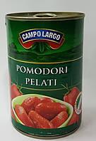 Томати цілі очищені Campo Largo Pomodori pelati