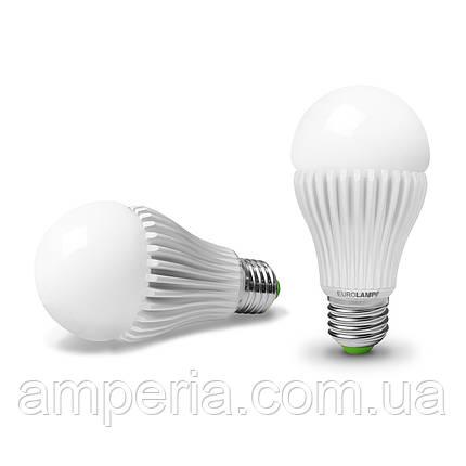 EUROLAMP LED Лампа ЕКО А65 20W E27 4000K (LED-A65-20274(D)), фото 2