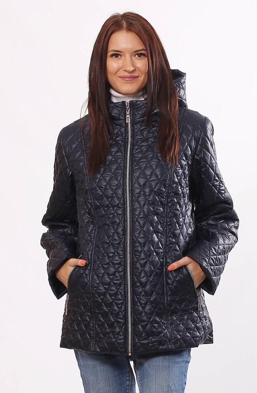 Демисезонная стеганная куртка 30-72 рр