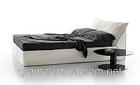 Итальянская мягкая кровать PITAGORA фабрика ALBERTA для матраса 160х200, фото 1