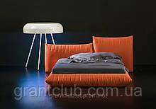 Італійська м'яка ліжко BELLAVITA фабрика ALBERTA для матраца 180х200