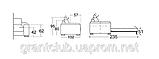 Раскладной коричневый диван MANHATTAN 250 см ALBERTA (Италия) бесплатная доставка, фото 9