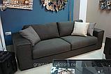 Раскладной серый диван MANHATTAN 250 см ALBERTA (Италия) бесплатная доставка, фото 4