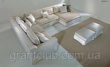 Італійський модульний розкладний диван CHARME фабрика ASNAGHI SALOTTI