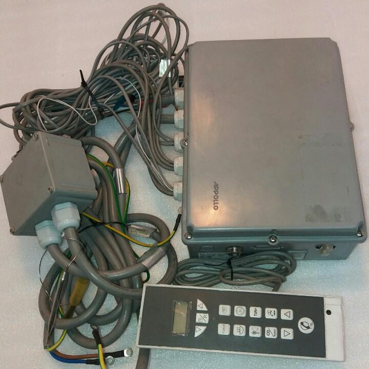 Блок управления F 4 III.6 + Пульт управления F 4 III.6  Appollo