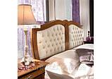 Итальянская классическая кровать из натурального дерева коллекция DECO фабрика Francesco Pasi, фото 3