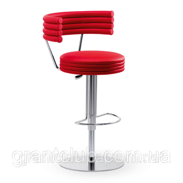 Итальянский барный стул регулируемый по высоте Happy Kreek фабрики MIDJ