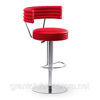 Современный итальянский барный стул регулируемый по высоте Happy Kreek фабрики MIDJ