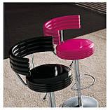 Итальянский барный стул регулируемый по высоте Happy Kreek фабрики MIDJ, фото 3