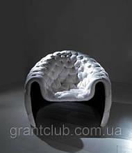 Дизайнерское современное кресло TOUCH фабрика Asnaghi Salotti (Италия)