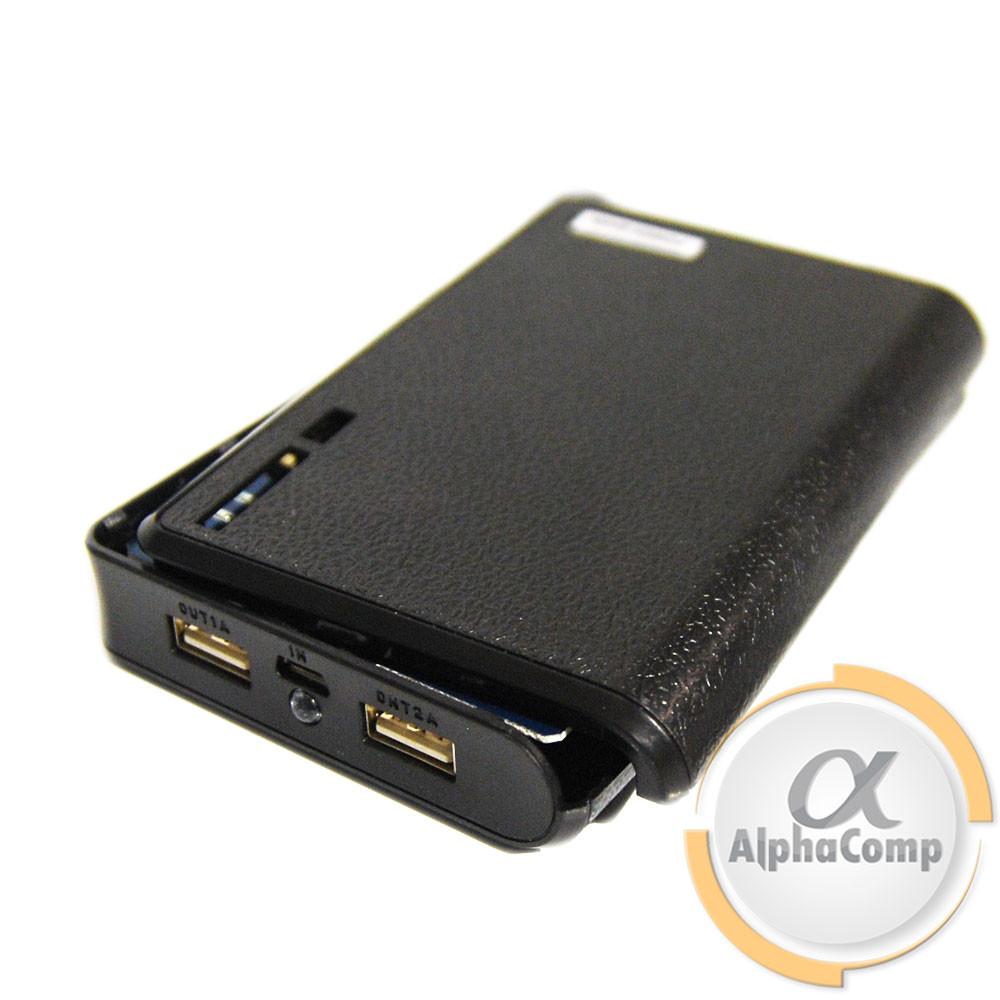 Корпус Power BANK (без АКБ, 4×18650) black OS4BL