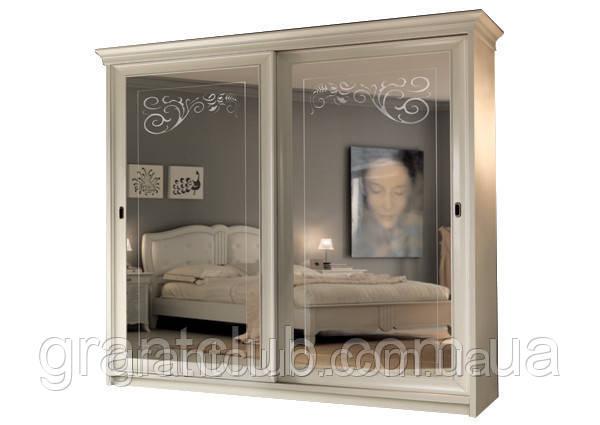 Итальянский шкаф для спальни коллекция DECO фабрика Francesco Pasi