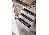 Итальянский шкаф для спальни коллекция DECO фабрика Francesco Pasi, фото 3