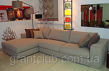 Раскладной итальянский угловой диван MANHATTAN фабрика ALBERTA
