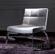 Современное кресло без подлокотников HENRY фабрика Asnaghi Salotti (Италия)