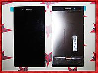 Модуль Lenovo Tab 3 TB3-730X (тачскрин + матрица) Black #4_19