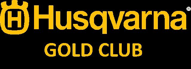 3 Husqvarna Gold Club