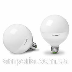 EUROLAMP LED Лампа ЕКО G95 15W E27 3000K (LED-G95-15272(D))