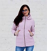 Женская куртка весенняя  курточка демисезонная