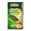 """Чай зеленый заварной с кусочками ягод и фруктов (крупный лист) """"Herbata Zielona """" 100 г апельсин"""