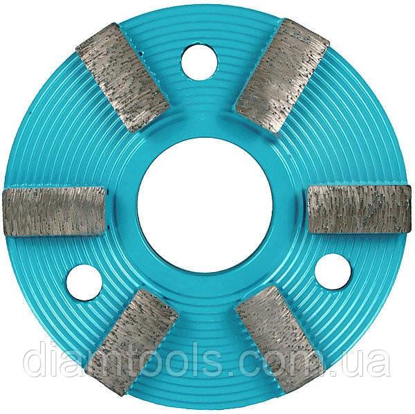 Фреза алмазная по бетону Distar ФАТ-С95/МШМ-6 №2/50 Vortex для Мозаично-шлифовальной машины