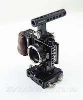 BMPCC Cage для камер Blackmagic Poket cinema (advanced KIT), фото 1