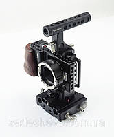 BMPCC Cage для камер Blackmagic Poket cinema (advanced KIT)