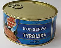 Консерва Evrameat Tyrolska
