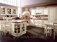 Итальянская классическая белая кухня ANTICO CASALE фабрики Torchetti