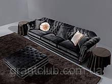 Італійський модульний розкладний диван OPERA фабрика Asnaghi Salotti