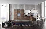 Итальянская современная кухня без ручек CITY фабрика EFFE QUATTRO, фото 3