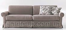 Італійський розкладний диван MARTINA ROUND матрац 180х200 фабрика Asnaghi Salotti