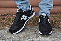 Кроссовки Saucony Shadow Original Black